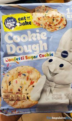 Fast Food Reviews, Impulsive Buy, Snack Recipes, Snacks, Eating Raw, Pillsbury, How To Make Cookies, No Bake Cookies, News Blog