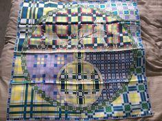 Foulard carré Hermes neuf ex-libris    Vêtements, accessoires, Femmes: accessoires, Echarpes, châles   eBay!