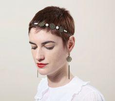 Headband Honorine