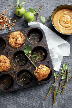 Indulgent Caramel Apple Desserts: Caramel Apple Muffins