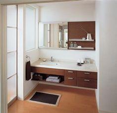 洗面所                                                       …                                                                                                                                                                                 もっと見る