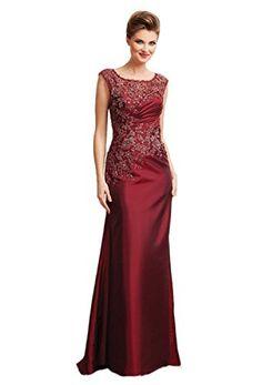 Sheath/Column Scoop Sweep/Brush Train Taffeta And Lace Mother of the Bride Dress (2) Crystal Dresses http://www.amazon.com/dp/B00M6PYUKS/ref=cm_sw_r_pi_dp_B5Gmub076J9YZ
