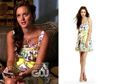 Blair Waldorf Dress:  Cynthia Steffe