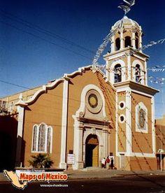 Catedrales e Iglesias de México: Catedral de Mexicali