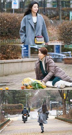 """The Legend of the Blue Sea"" Jeon Ji-hyeon meets Nah Yeong-hee, Lee Min-ho's mother @ HanCinema :: The Korean Movie and Drama Database Legend Of The Blue Sea Kdrama, Legend Of Blue Sea, Li Min Xo, Min Ho, X Movies, Jun Ji Hyun, W Two Worlds, Korean Actors, Korean Dramas"