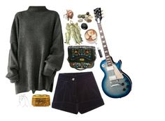 """""""I can't break through to your world"""" by tarynasaurus ❤ liked on Polyvore featuring Oscar de la Renta, Chapstick and 10"""