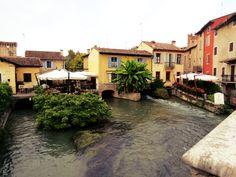 #GCblogtour13 Borghetto dal piccolo ponte del borgo @GardaConcierge