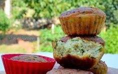 Κολοκυθοπιτάκια Muffins, Breakfast, Food, Morning Coffee, Muffin, Essen, Meals, Yemek, Eten