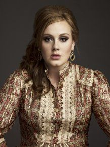 she is beautiful and her songs speak to me like nothing else. Adele, I'm naming my child after you. (okay, not really after you but Adele/Addie is in my most loved baby names.)