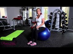 Finally a great trainer; who's Actually pregnant! =D▶ Third Trimester Pregnancy Workout - YouTube