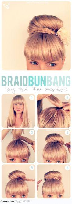 #hair #beauty #simple #beautiful