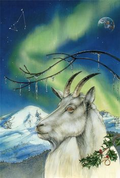 The Month of Capricorn, 2014   Where Will The Goat Ask Your Ambition to Seek Understanding?