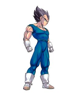 VEGETA 2 by oume12.deviantart.com on @DeviantArt