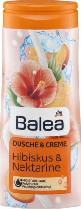 Dusche&Creme Nektarine&Hibiskusblüte