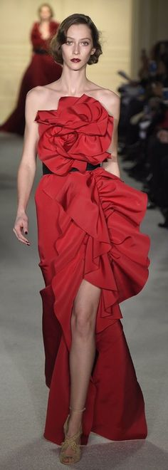 Marchesa Fall RTW 2015 WWD