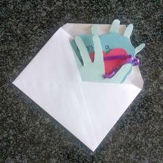 A Crafty Way to Mail a Hug to Someone You Love