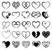 Set of 25 tattoo hearts image. - Set of 25 tattoo hearts image. Informationen zu Set of 25 tattoo hearts image. Mini Tattoos, 12 Tattoos, Sister Tattoos, Cute Tattoos, Body Art Tattoos, Small Tattoos, Tatoos, Rosary Tattoos, Bracelet Tattoos