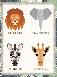 Safari Birthday Party Ideas | Photo 1 of 21 | Catch My Party