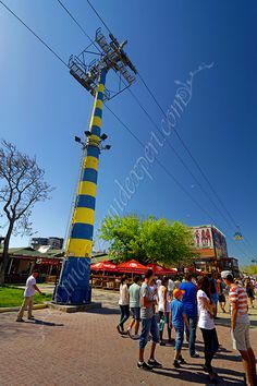Deschiderea sezonului estival la Mamaia / Opening of the summer season in Mamaia / Eröffnung der Sommersaison in Mamaia / Ouverture de la saison estivale à Mamaia