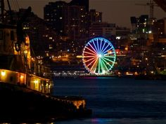 Great Wheel on Seattle's Waterfront