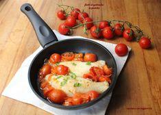 Filetti di gallinella in padella Ethnic Recipes, Food, Essen, Meals, Yemek, Eten
