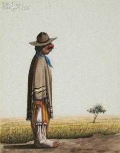 Algunas imágenes de las obras del pintor Florencio Molina Campos.   Wild West, Cowboy Hats, Cartoon, Paintings, Country, Craft, Folklore, Frases, Argentina