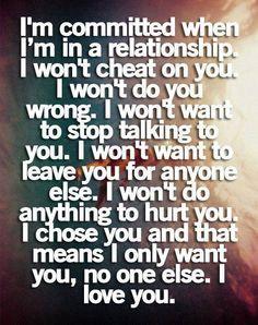 I Won't.