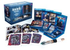 Doctor Who: Series Limited Edition Blu-ray Giftset Gifts For Coworkers, Gifts For Dad, Eleventh Doctor Quotes, Cool Gifts, Best Gifts, Holiday Party Games, Perfect Gift For Dad, Price Point, Secret Santa
