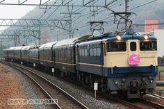 《JR西日本》EF65-1133号機 トワイライトエクスプレス №1574_画像1