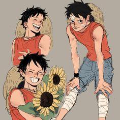 Monkey D Luffy, One Piece Manga, Pirates, Naruto, Fandoms, Drawings, Illustration, Jumpsuit, Profile