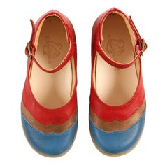 Made for children - but I would wear these!  Maybe Lili and I could have matching shoes?!