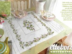 Cross Stitch, Rugs, Table Clothes, Home Decor, Patterns, Watch, Gallery, Tablecloths, Punto De Cruz