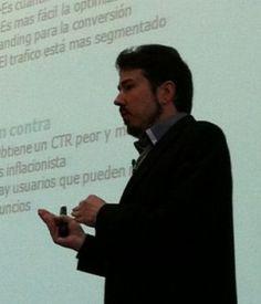 Jorge Pascual nos hablará de como rentabilizar las campañas en Adwords
