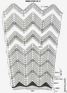 Maravilhas do Crochê: Pontos e Roupas com ponto Zig Zag                                                                                                                                                                                 Mais
