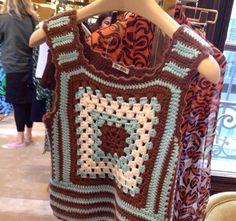 Crochet Miu Miu style