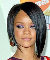 Rihanna's Concave Bob
