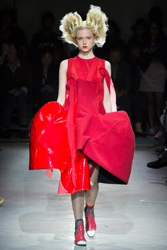 Comme des Garçons - Spring 2015 Ready-to-Wear - Look 13