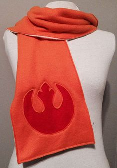 HOW TO MAKE A REBEL SCARF #StarWars