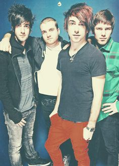 I honestly do now know what I would do without this band and their music. <3