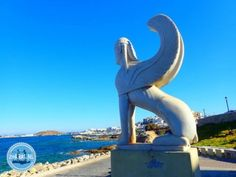The Greek island Naxos: The largest island of the Greek Cyclades is Naxos with the capital Chora, also called Naxos City. If you go island hopping to the Heraklion, Paros, Santorini, Holiday News, Crete Greece, Greek, Juni, Archipelago, Greek Words