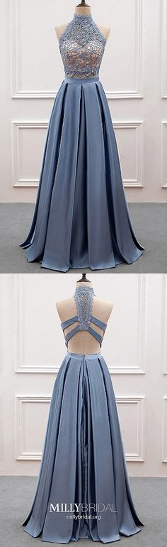 Simple Prom Dresses, o neck a line prom dresses long prom dresses cheap prom dresses evening dress prom gowns formal women dress prom dress LBridal A Line Prom Dresses, Formal Dresses For Women, Cheap Prom Dresses, Prom Gowns, Dress Prom, Dress Long, Halter Top Prom Dresses, Party Dresses, Formal Gowns