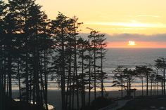 Seabrook sunset.  September 2012.