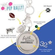 Origami Owl Back To