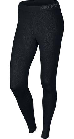 Nike Pro Warm Embossed Vixen 695590-010 Vixen, Nike Pros, Warm, Pants, Fashion, Trouser Pants, Moda, Fashion Styles, Women's Pants