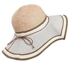 Home Prefer Women's Wide Brim Floppy Straw Hats with Braids Summer Beach Sun Hat Home Prefer http://www.amazon.com/dp/B01CWNIF54/ref=cm_sw_r_pi_dp_F.r-wb13YYZD9