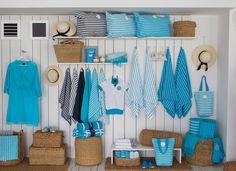 Aqua, Summer 3, Coastal Decor, Bellisima, Beach, Fashion, House, Moda, Seaside
