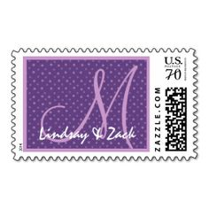 Purple Polka Dots Wedding Ver 03 S533 Postage Stamps in each seller & make purchase online for cheap. Choose the best price and best promotion as you thing Secure Checkout you can trust Buy bestReview          	Purple Polka Dots Wedding Ver 03 S533 Postage Stamps Online Secure Check o...