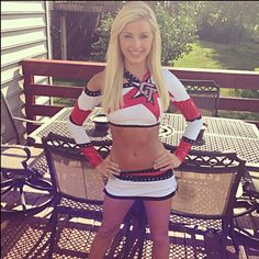Kinsey of Gymtyme! Baylee Kinsey of Gymtyme!Baylee Kinsey of Gymtyme! Baylee Kinsey of Gymtyme! Cringe-worthy Humor — huh-thirsty: these uniforms are gorgeous and so. Cheer Team Pictures, Cheerleading Pictures, Volleyball Pictures, Softball Pictures, Senior Pictures, Cheerleading Uniforms, Football Cheerleaders, Cheer Uniforms, College Cheerleading