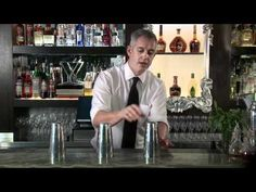 The best bar trick ever - The Cherry Trick by Jason Crawley from the iPhone app, FORMULA