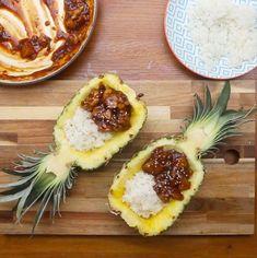 Le poulet à l'ananas et sa présentation originale4 (80%) 6 votes Si vous voulez bluffer vos invités cet été, cette recette est faite pour vous. Entre originalité et présentation magnifique, vos convives vont se régaler les yeux, mais pas que ;). Testez très vite ce poulet à l'ananas et sa présentation originale réalisé par Proper … More
